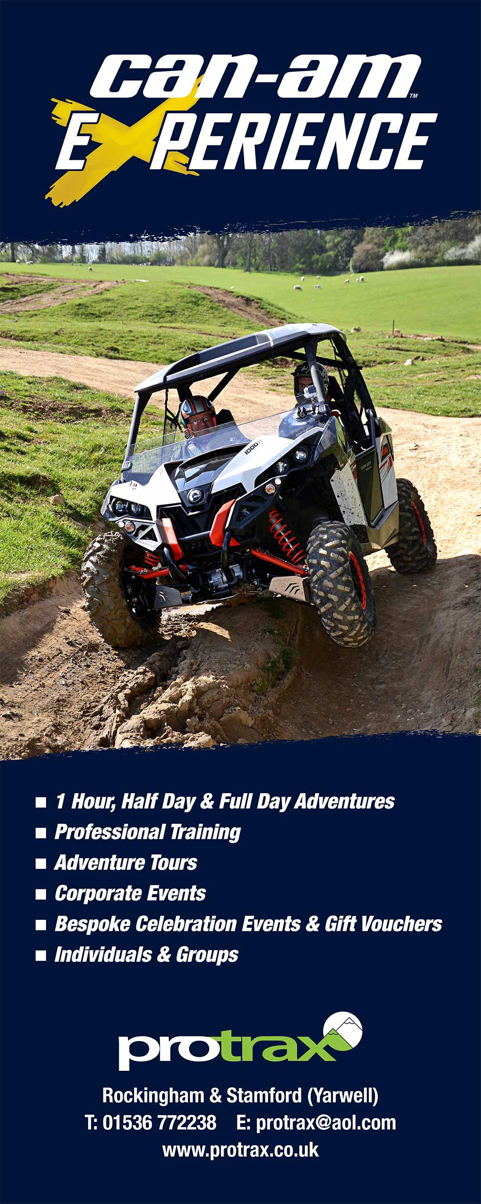 Can-Am Adventures